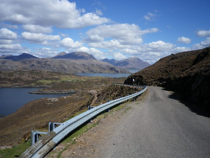 Scotland - North Coast 500 (Alternative route) May 2018
